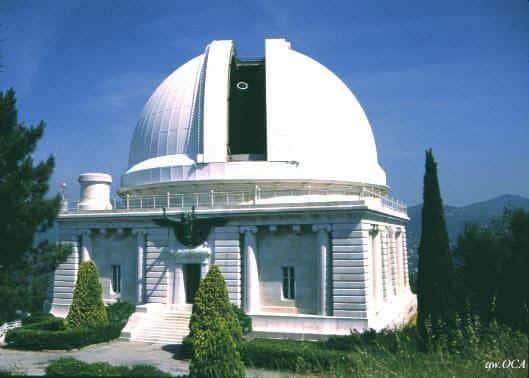 đài thiên văn Nice